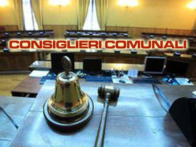 Consiglieri comunali