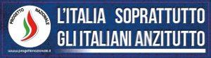 L'ITALIA SOPRATTUTTO-GLI ITALIANI INNANZITUTTO