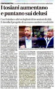 Presentazione candidatura Mariotti_articolo lunedì-L'Arena